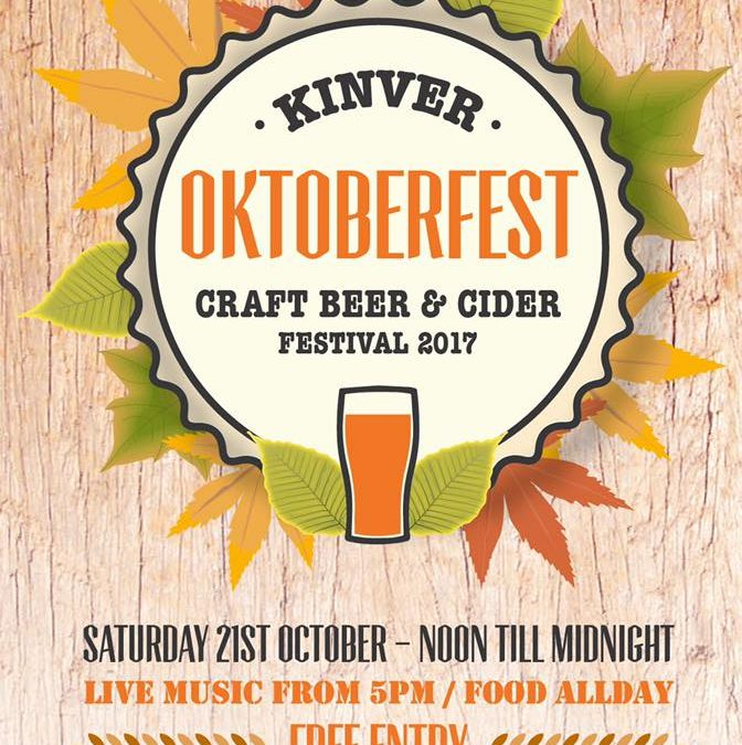 Kinver Oktoberfest 21st October 2017